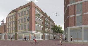 nieuwbouwproject raaks 3 haarlem centrum